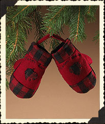 Warm Hands, Warm Hearts Mitten Ornament Boyds Bear