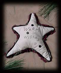 Warm Wishes Pillow Boyds Bear