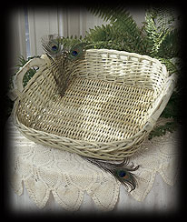 Whisper Soft Willow Tray Boyds Bear