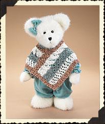Whitley Sparklefrost Boyds Bear
