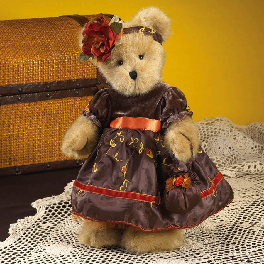 Whitney Wellington Boyds Bear