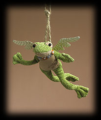 Winged Frog Boyds Bear