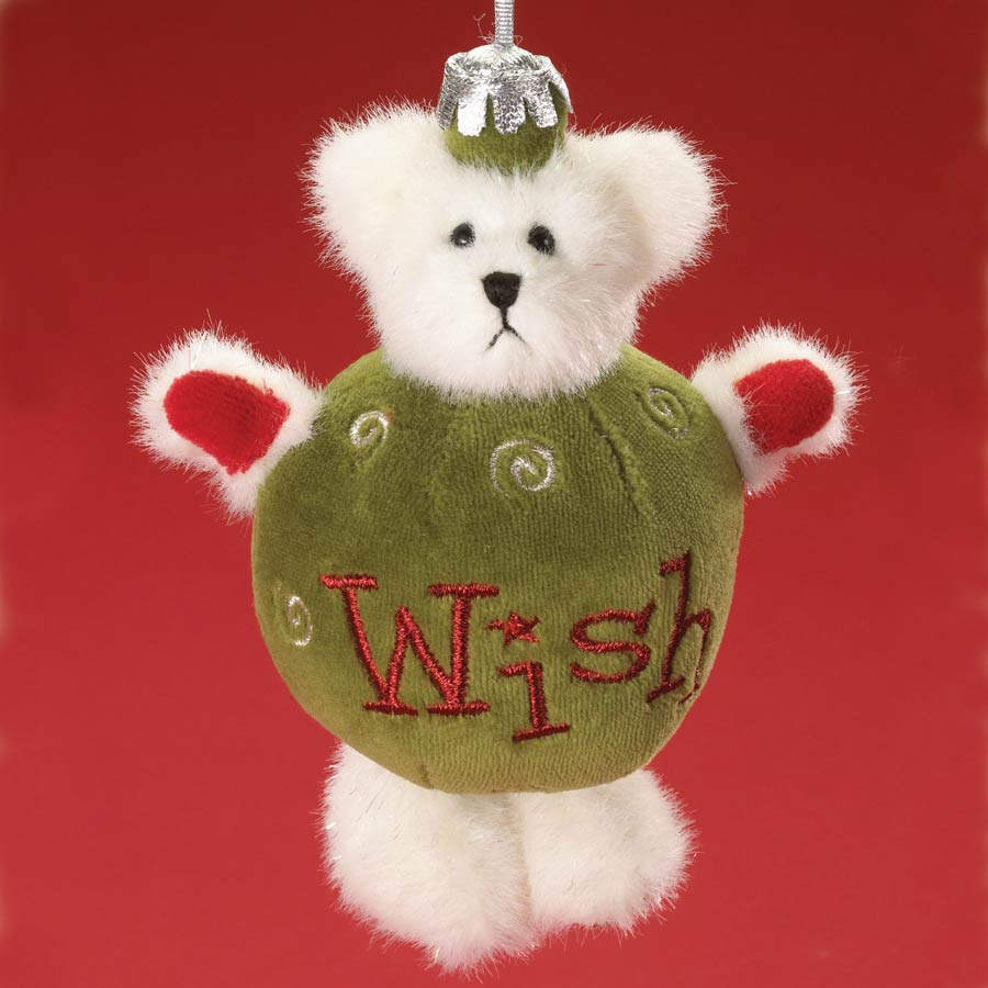 Wish Plump'n Waddle Boyds Bear