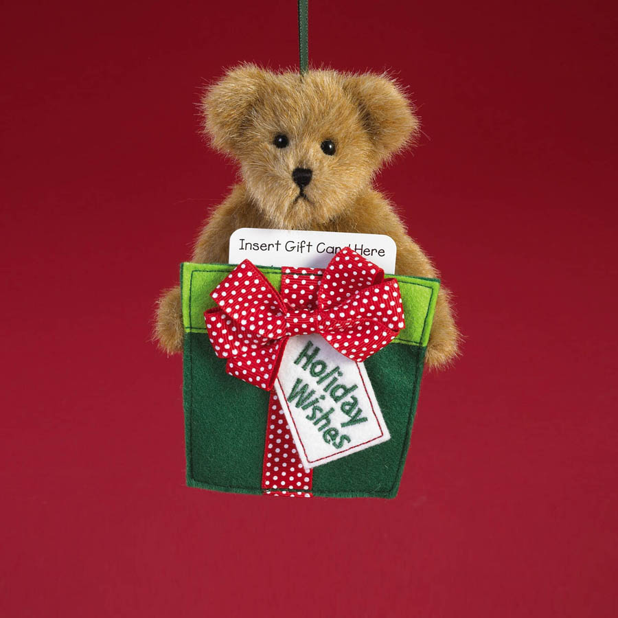 Wishes... Bearing Gifts Boyds Bear