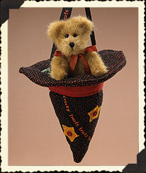 Witch Hat Welcome Cone Boyds Bear