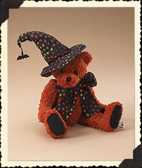 Witchy Boo Boyds Bear