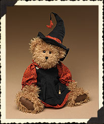 Witchy-boo Boyds Bear