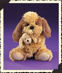 Wuffy & Friend Boyds Bear