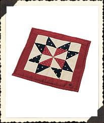 Yankee Doodle Quilt Boyds Bear