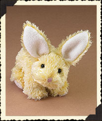 Yellow Lil' Hop Bunny Boyds Bear