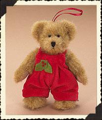 Zachary Kringlefrost Boyds Bear