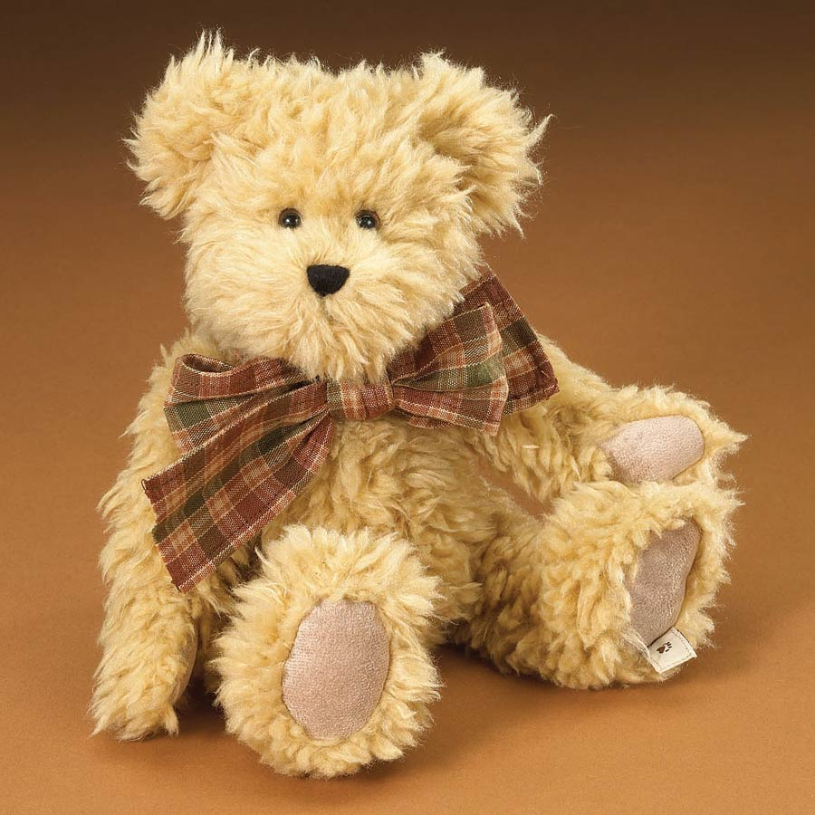 Zack Cuddlesworth Boyds Bear