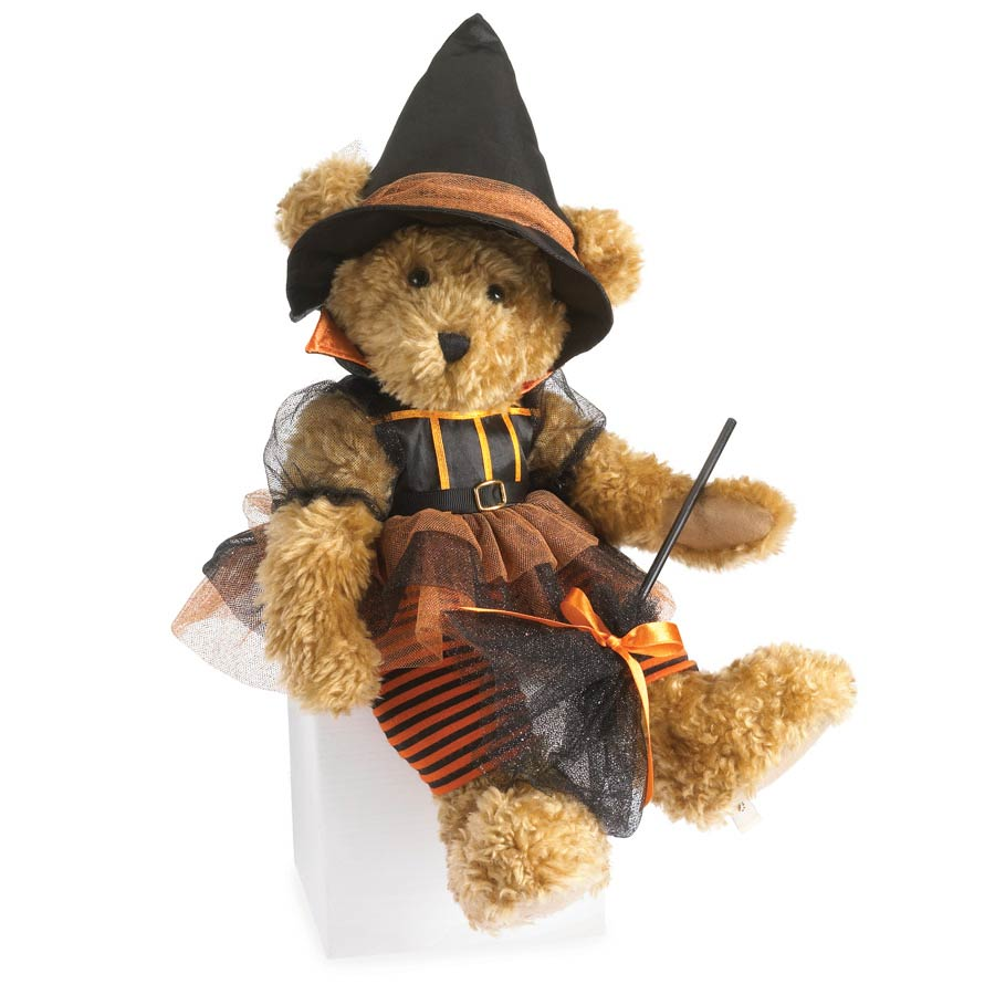 Zelda Witchy-boo Boyds Bear