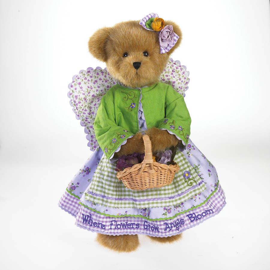 Zinnia Bloomin' Beary Boyds Bear