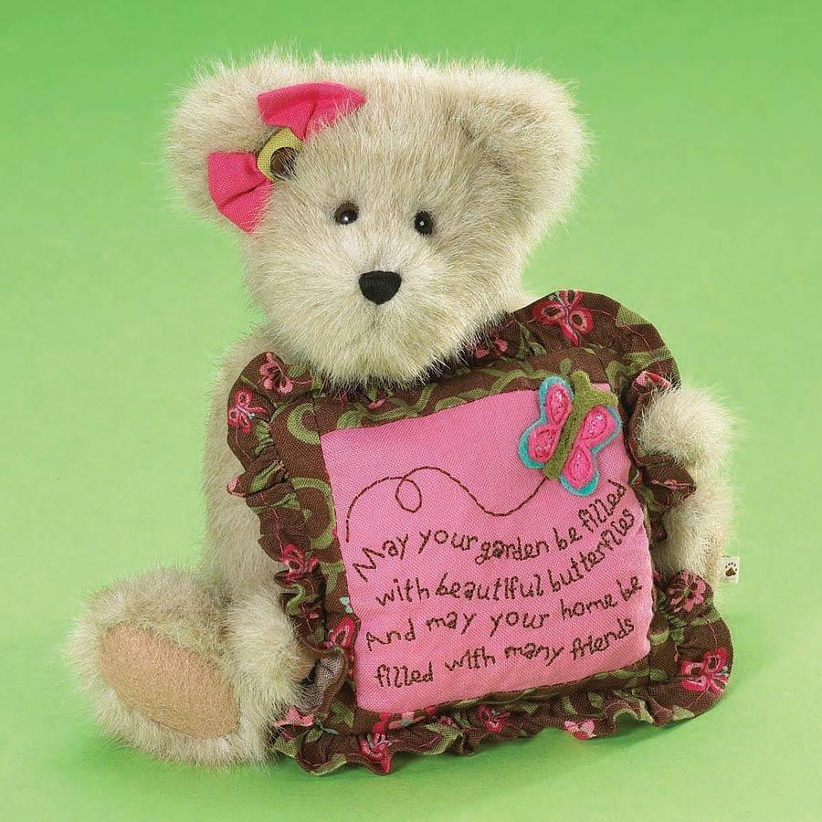 Zoey Flutterlee Boyds Bear